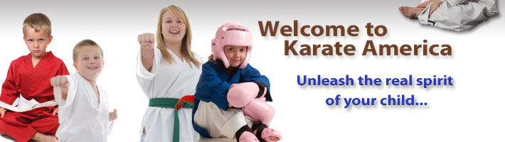 Welcome to Karate America